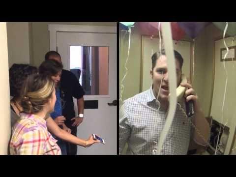 emota: Terry's Birthday Elevator Surprise - YouTube