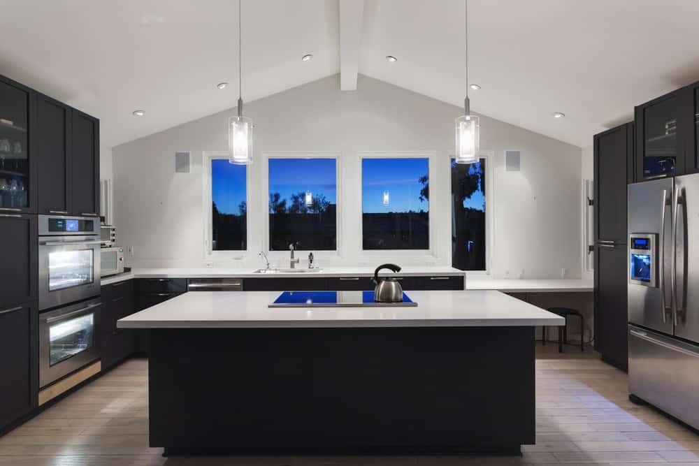 101 U Shape Kitchen Layout Ideas Photos Luxury Kitchen Design Modern Kitchen Design Square Kitchen Layout