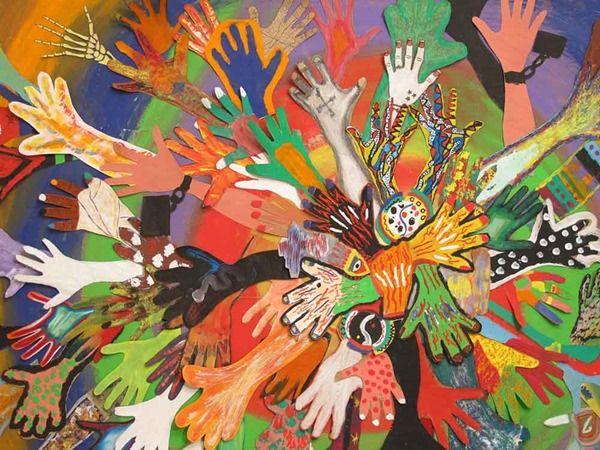 Enganchados al arte, Cruz Roja - V Salón Internacional de reciclaje de arte y sostenibilidad