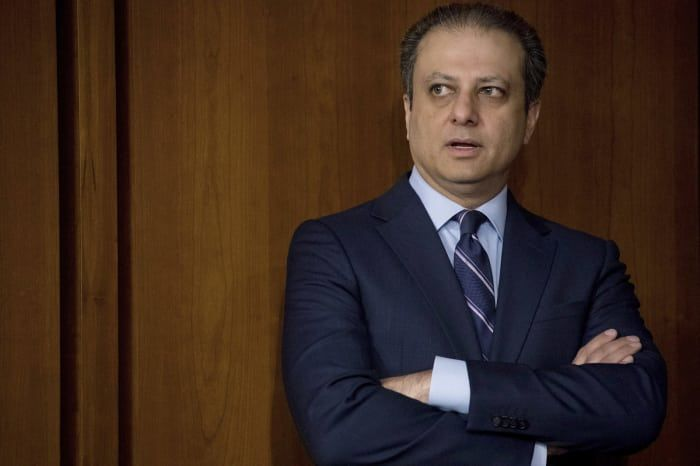 Memo Shows Preet Bharara Was Concerned After Phone Call From White - formal memo