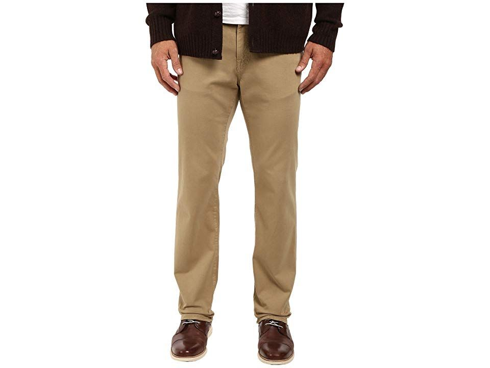 34 Heritage Charisma Relaxed Fit in Khaki Twill (Khaki Twill) Men's Casual Pants. Ideal for the gentleman searching for a trouser fit in a jean  the Charisma sports a clean  crisp look that's weekend ready. 34 Heritage recommends that consumers size down in the Charisma due to its comfort rise stretch waistband which provides a more generous fit. Classic Fit features a higher back rise  trim thighs  and an elegant straight leg