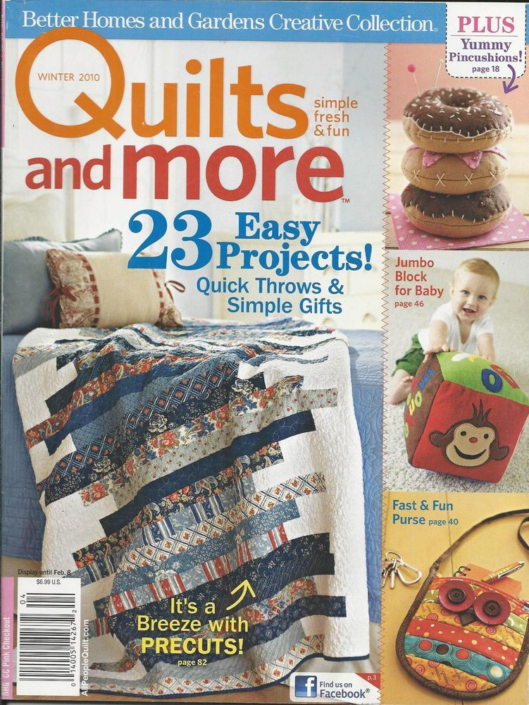 Quilts and more magazine easy projects precuts pincushions jumbo quilts and more magazine easy projects precuts pincushions jumbo baby block solutioingenieria Gallery