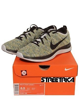 nike flyknit lunar 1 554887 008 multicolor grey orange running shoes rh pinterest com
