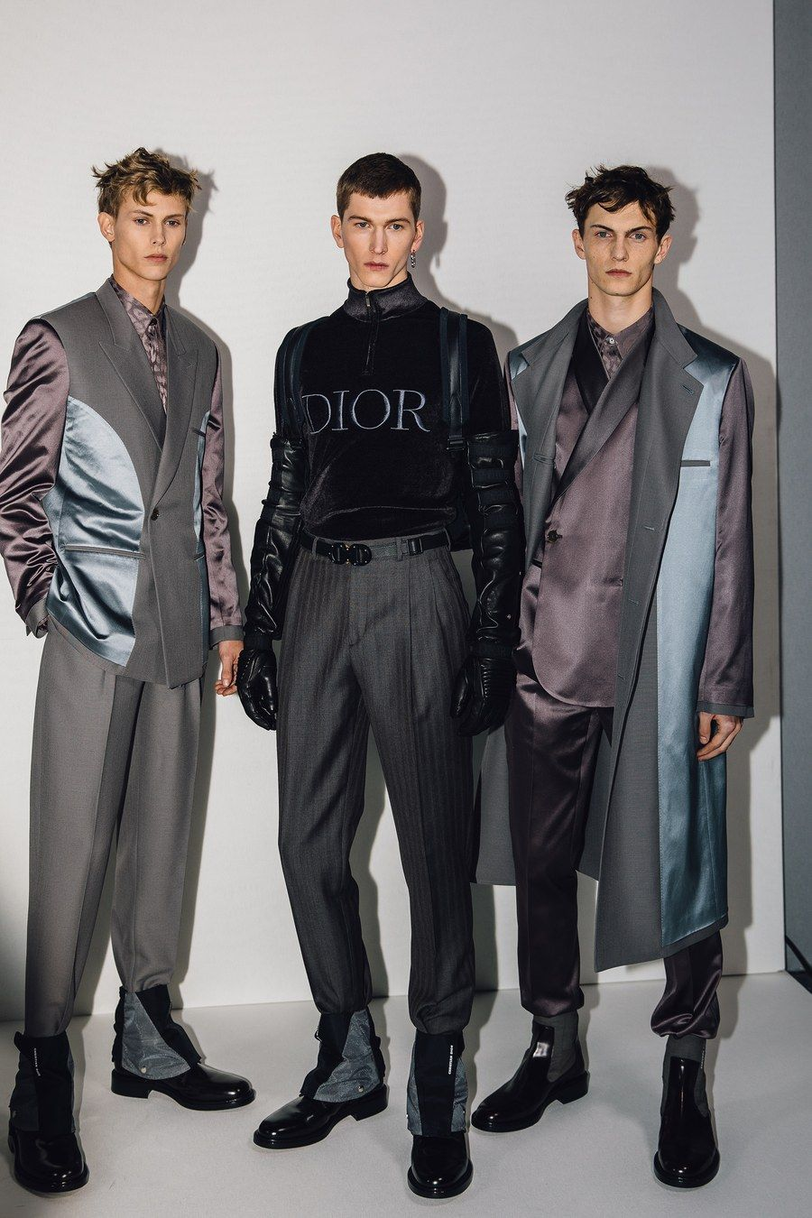 The Best Backstage Photos From the Fall 2019 Menswear Shows – giyim