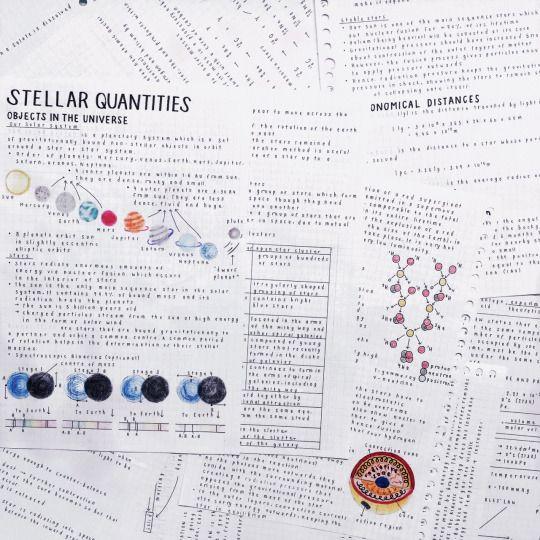 sushi-studies: Astrophysics ☄☄