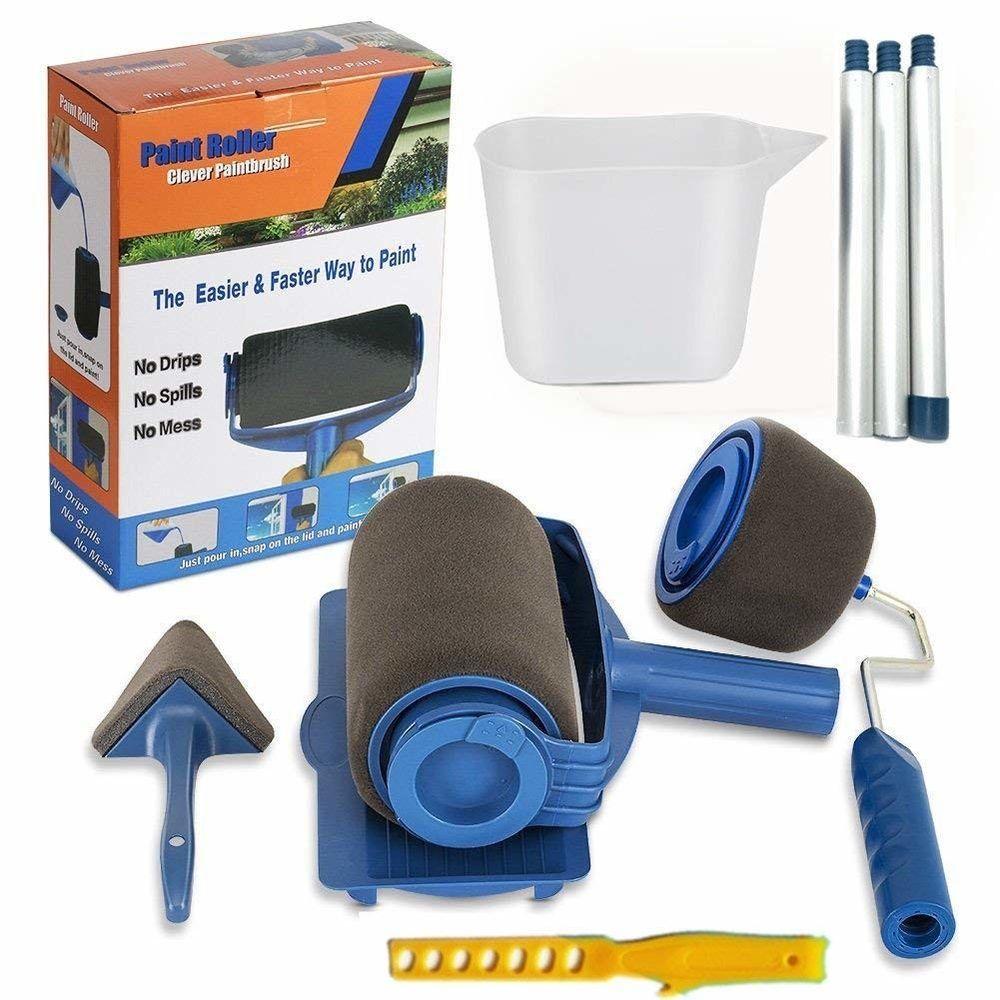 Diy Paint Runner Pro Roller The Renovator Pintar Facil Painting Kit Hot Paint Roller Roller Brush Paint Runner Addison drill bit price list