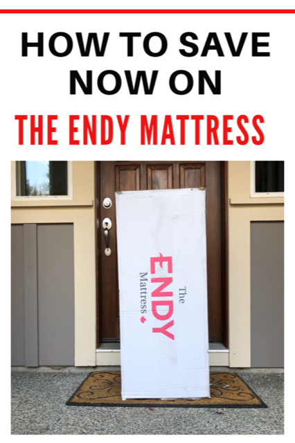 Mattress In A Box Comparing The Douglas By Goodmorning To The Endy Mattress My Family Stuff In 2020 Favorite Things Gift Online Mattress Money Saver