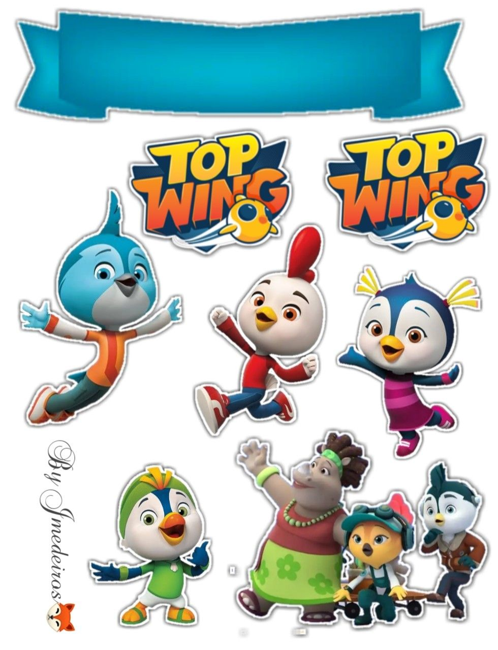 Top Wing Theme Song : theme, Ideas, Wings,, Nickelodeon,