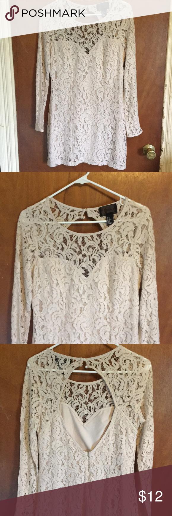 H&m lace dress white  HuM dress  My Posh Picks  Pinterest  Lace dress and Conditioning