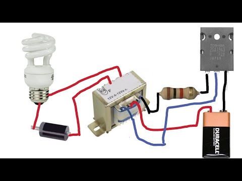 Transistor 5200 Invertor 12 Volt To 220 Volt Inverter Dc To Ac