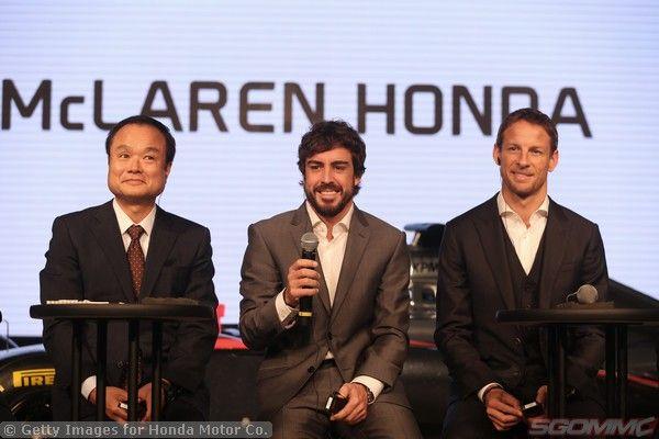 Alonso parla della sua McLaren-Honda.