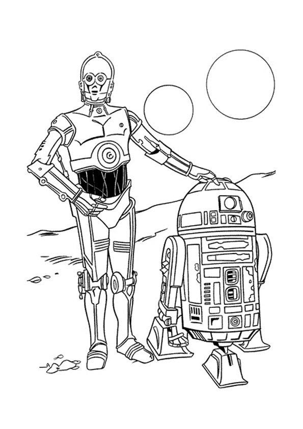 Print Coloring Image Momjunction Star Wars Colors Star Wars Images Star Wars Coloring Sheet