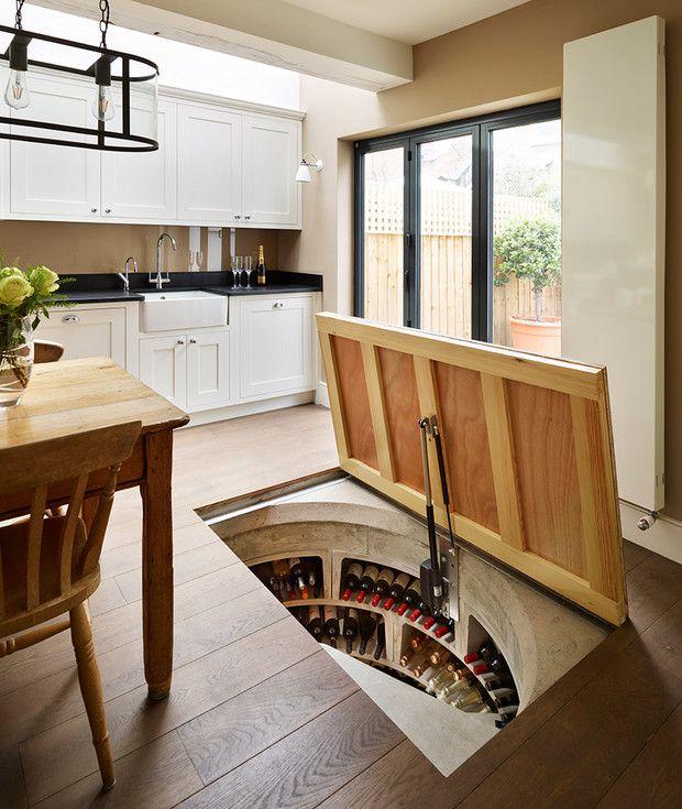 50 Amazing Wine Storage Design Ideas: 7 Amazing Wine Cellar Ideas & Designs