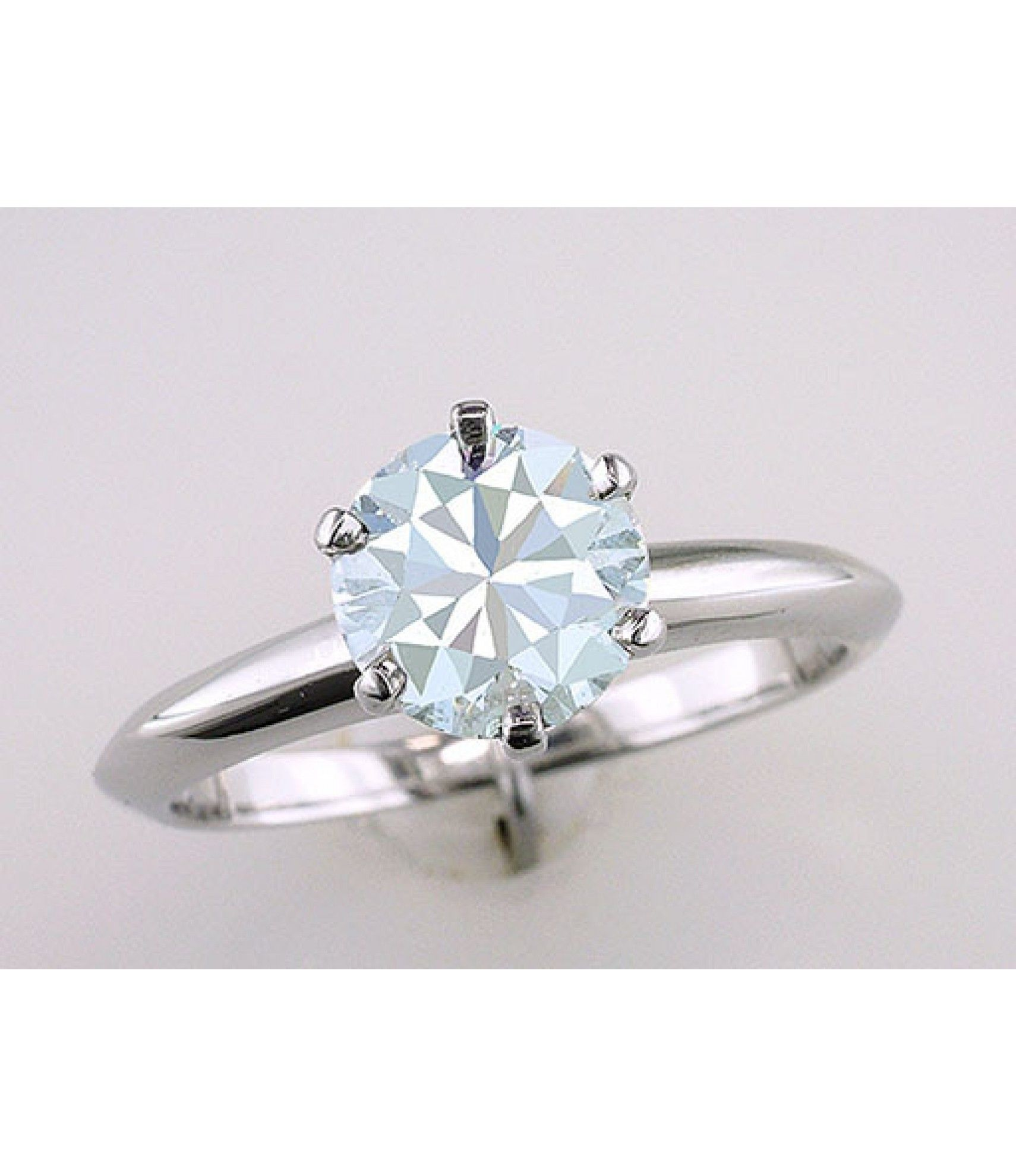 platinum cut pejgigh round solitaire brilliant ring diamond rings trendy uk