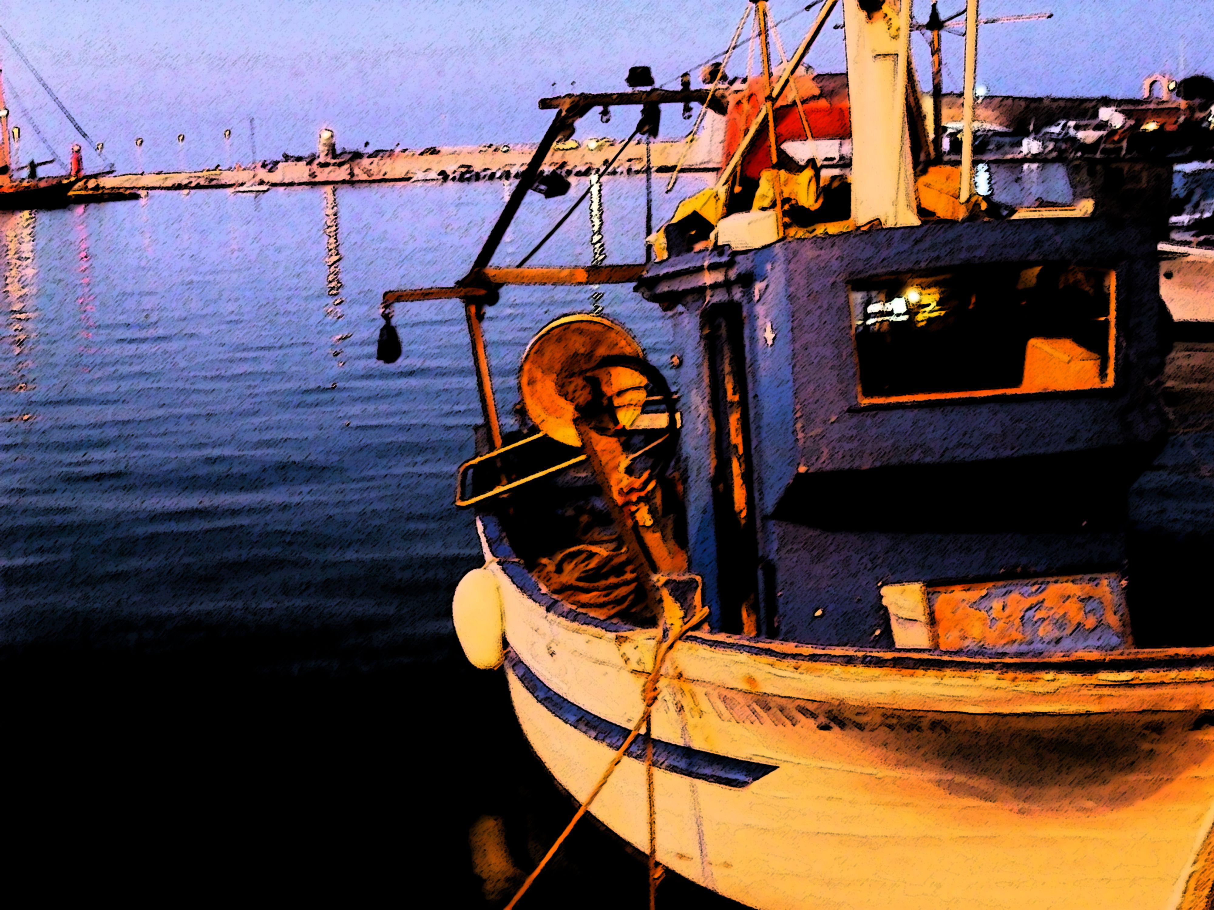 La Maria del porto