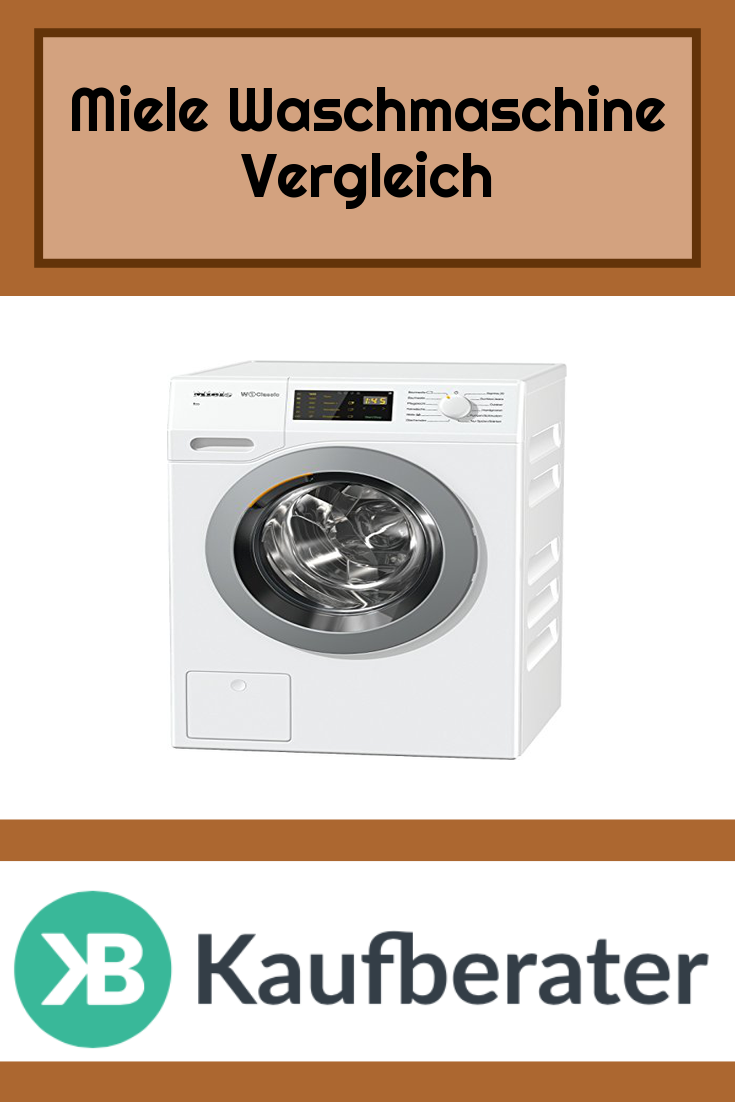 Miele Waschmaschine Test Empfehlungen 03 20 In 2020 Waschmaschine Waschmaschine Test Wasche