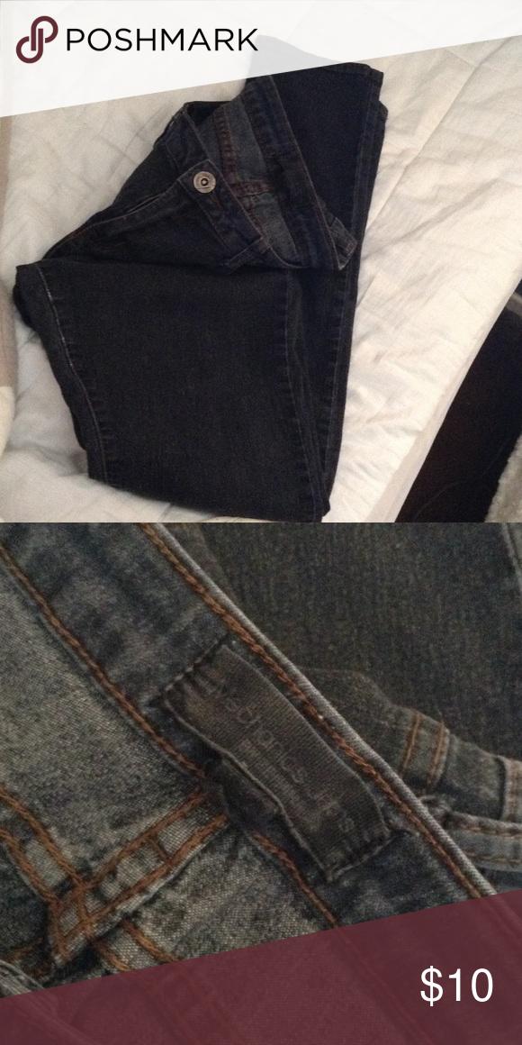 MECHANICS JEANS Size 8 Mechanics Jeans Skinny