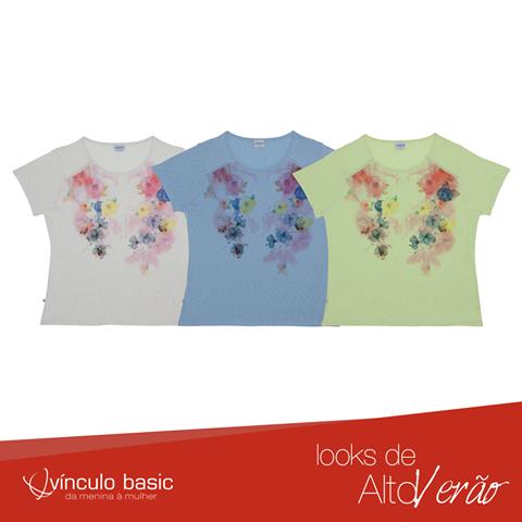 Estampa floral em três opções diferentes para você escolher!   #AltoVerão #PlusSize