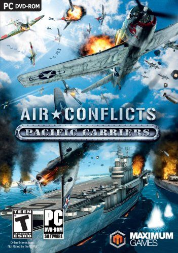 BUY NOW Air Conflict Pacific Carrier PC Air Conflicts: Pacific Carriers is a unique flight simulation with strategy elements and a