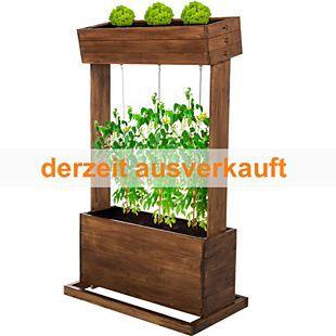Produkt Home Garden Vertikales Hochbeet Mit Rankseilen Hochbeet Pflanzen Idee