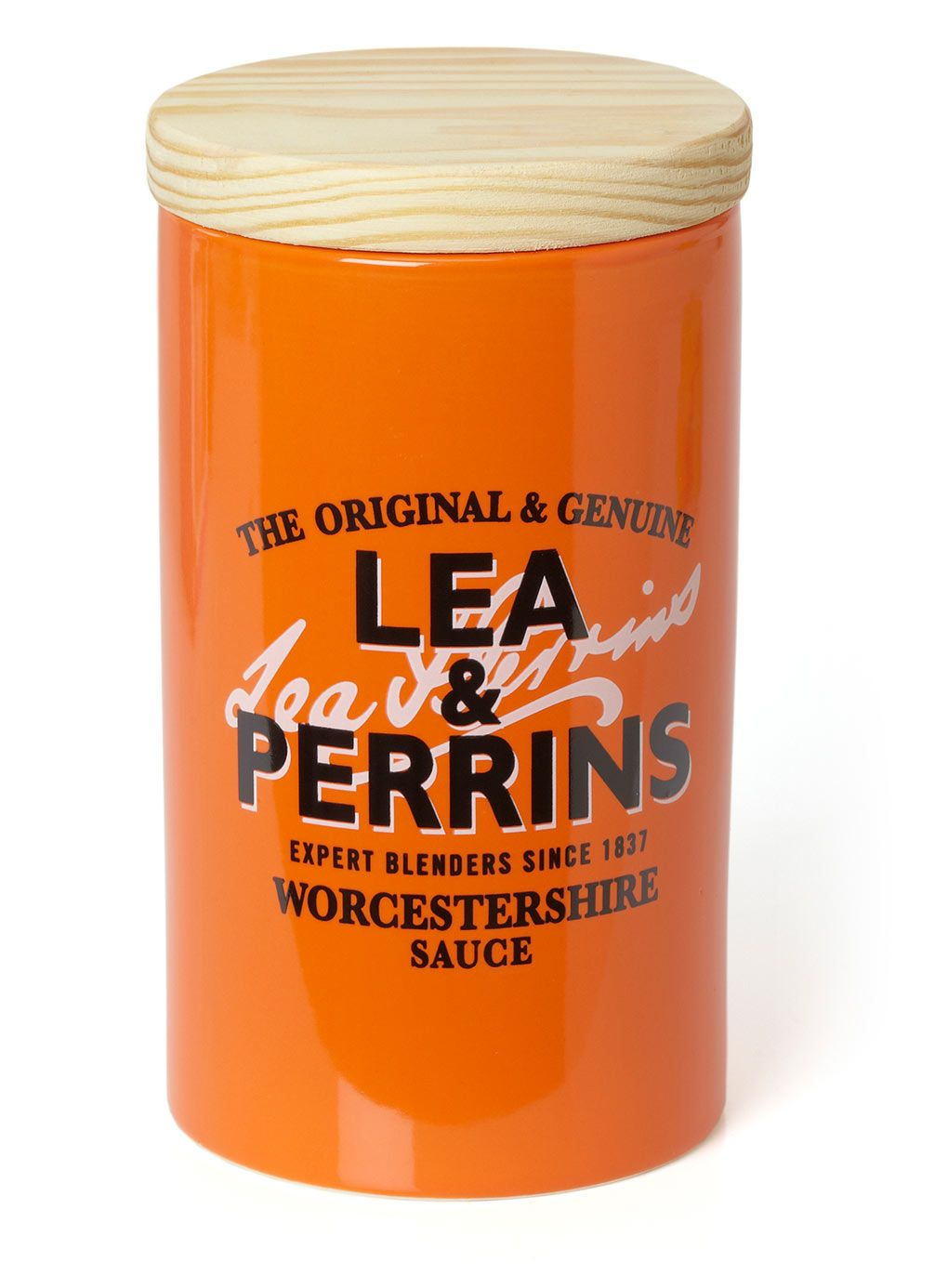BHS - Lea & Perrins Storage Jar