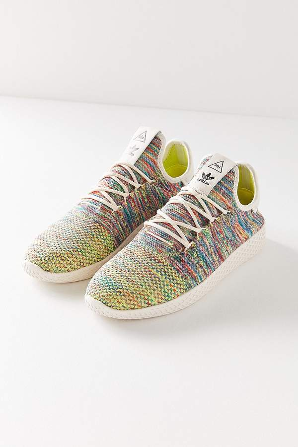 Adidas pharrell williams primeknit tennis hu scarpe k - c k s