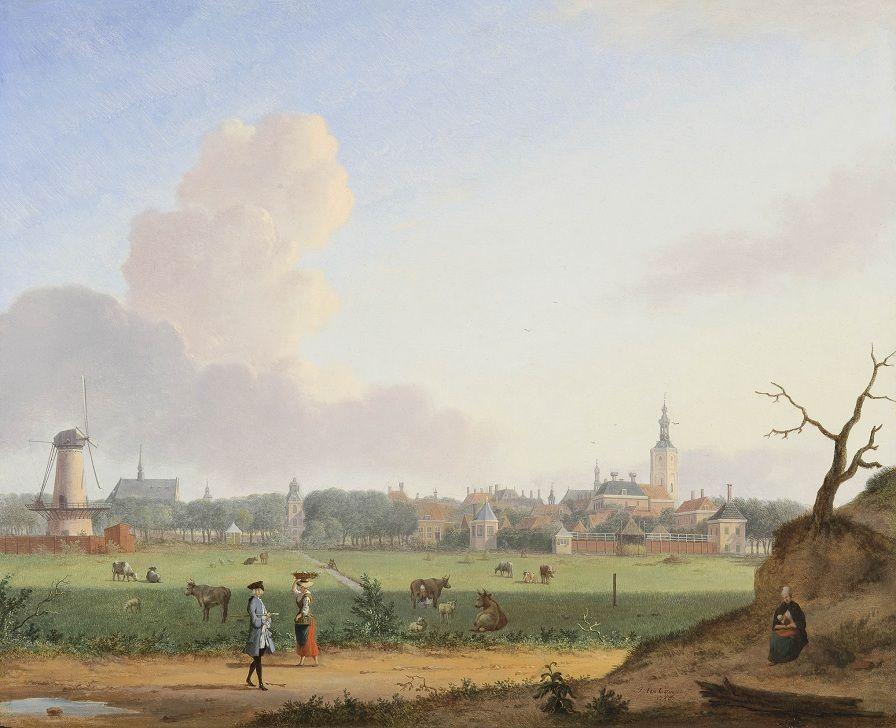 Jan Ten Compe 1713 1761 Dutch Landscape Painter Dutch Artists