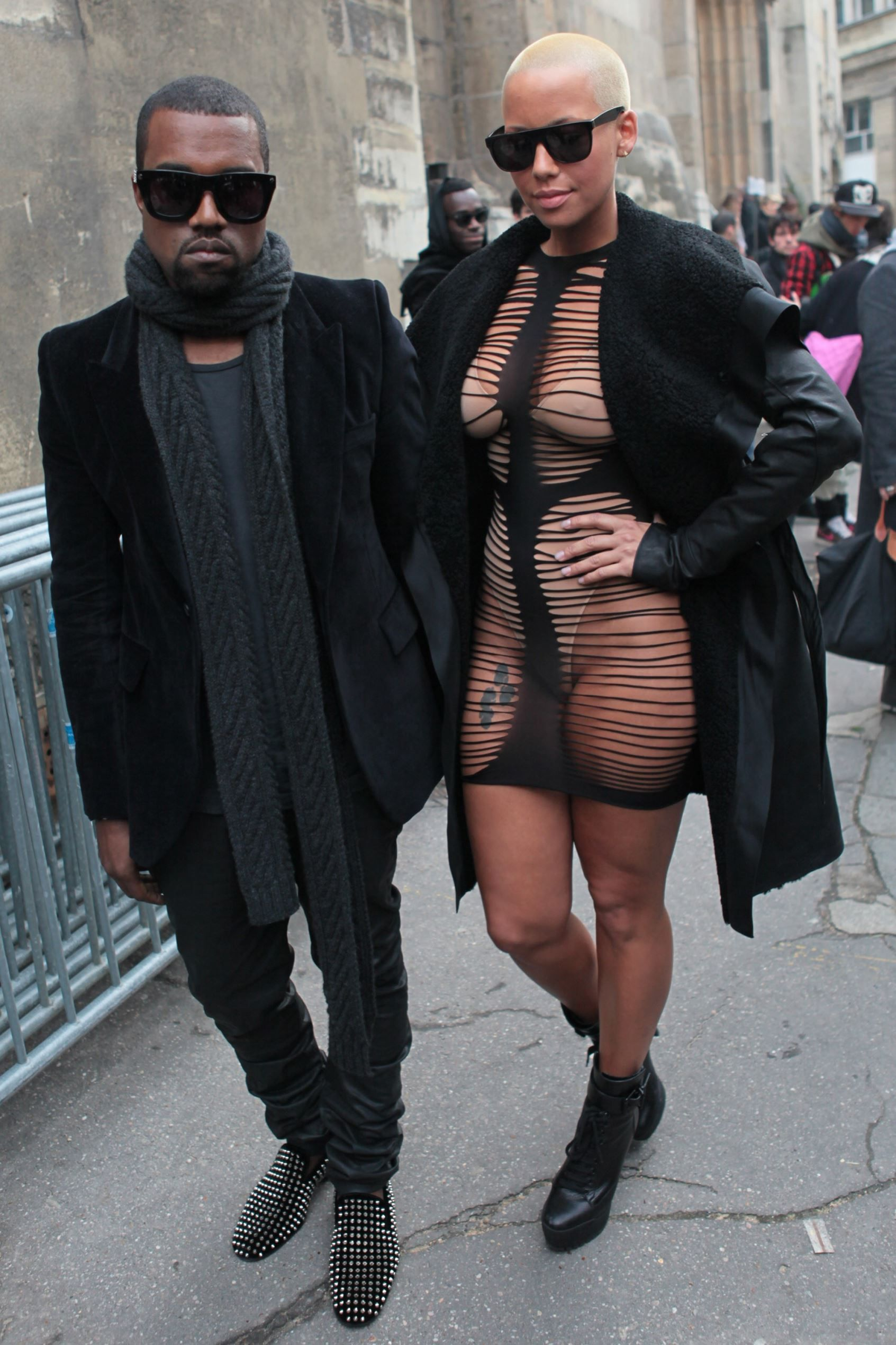 Amber Rose Fires Back At Kanye West - Antonio de Moraes Barros Filho/WireImage