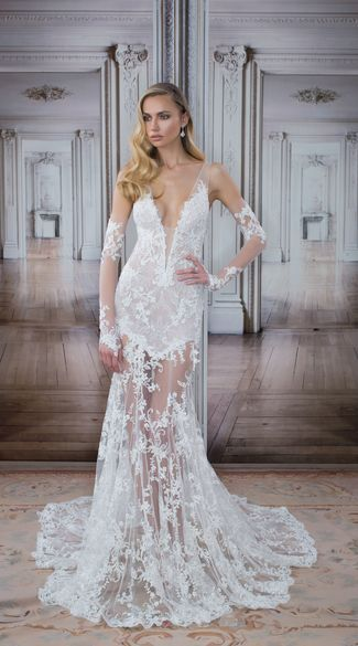 See every new pnina tornai wedding dress from the love collection junglespirit Gallery