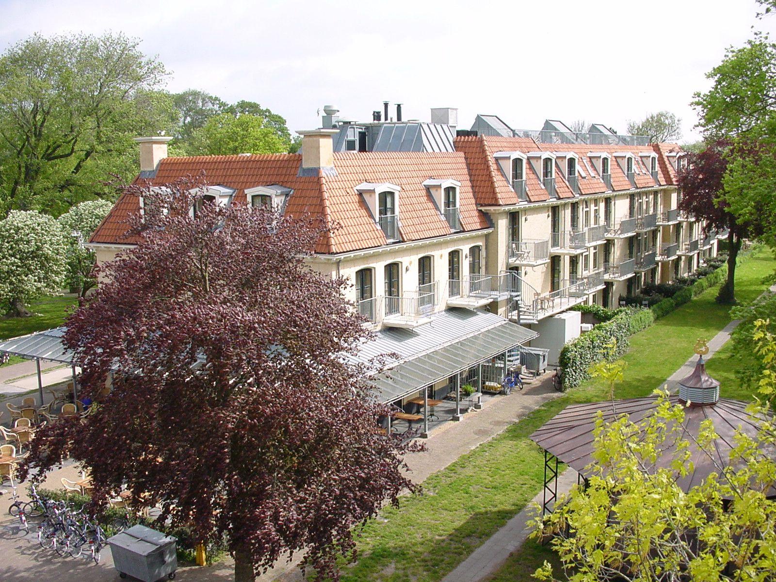 Hotel Bernstorff by Harryvan exterieur