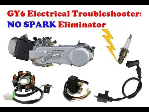 Rpro Honda Ruckus Gy6 Plug Play Swap Kit Harness P1 Youtube Electrical Troubleshooting Quad Parts Electricity