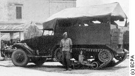 French M9 half track, Indochina   Sorting File   Military