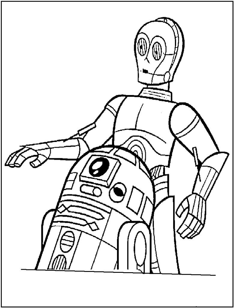 Pin von Coloring Fun auf Star Wars   Pinterest