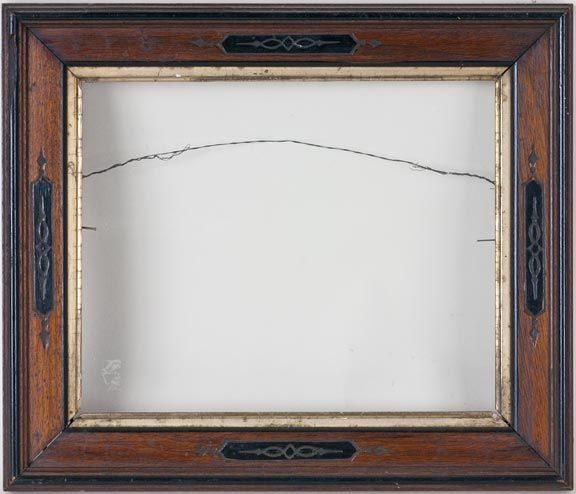 A 1920s 1930s Piece Made Of Walnut 11 38 X 13 18 Od Frames