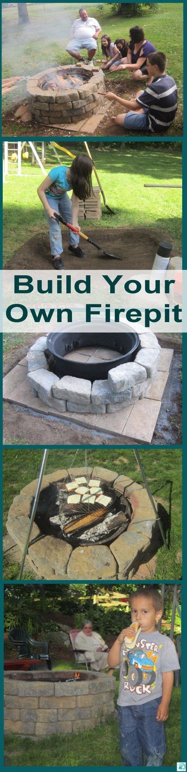 Photo of #FirePit #DIY #BuildYourOwn #Dienstag #DIY #Firepit#buildyouro