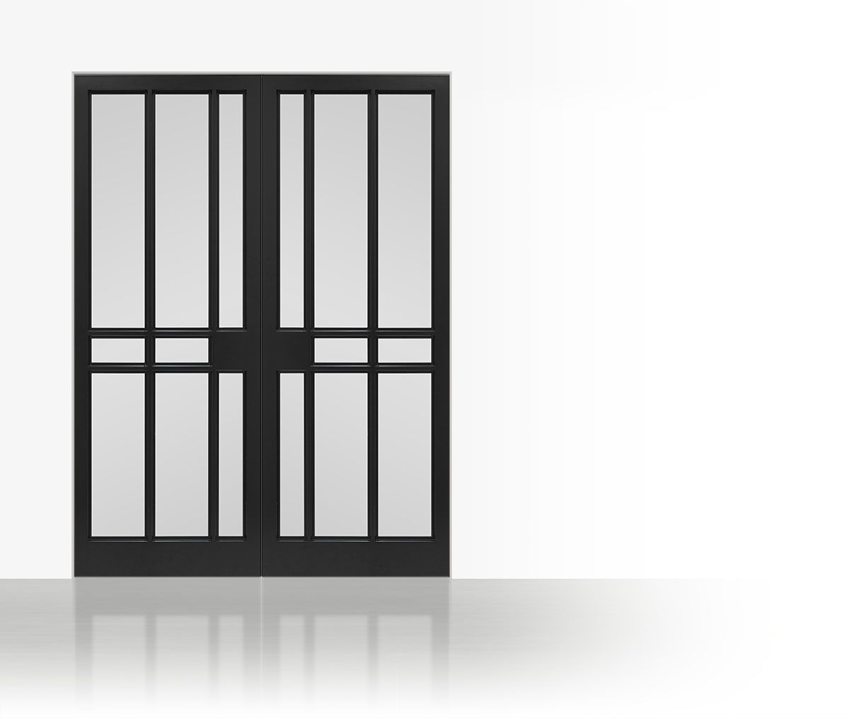 Le cadre ii dubbel deurs by marcel wolterinck boduor doors