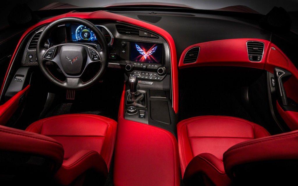 interiors chevrolet corvette and corvettes on pinterest - Corvette 2013 Stingray Interior