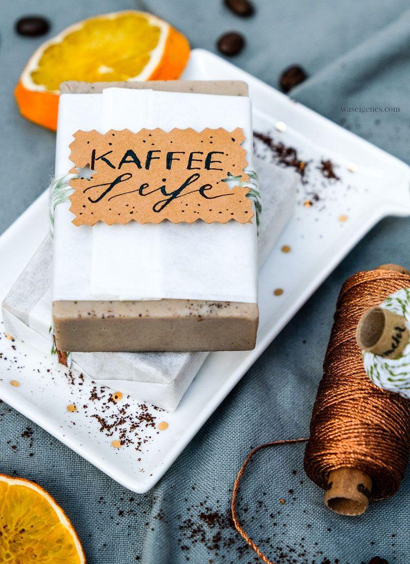 Zum Dahinschmelzen: DIY Kaffee Seife selber machen