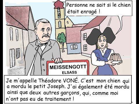 La véritable histoire de Louis Pasteur et Joseph Meister | Réseau International