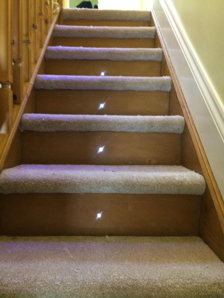 Best Amazing And Beautiful Half Carpet Half Laminate Stair 400 x 300