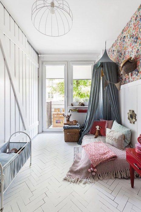 Schönes Kinderzimmer Mit Kuschelecke. | ☆ Kinderzimmer Ideen ☆ | Pinterest  | Kinderzimmer, Schöne Kinderzimmer Und Kuschelecke