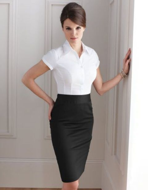 402fe168d Pencil Skirt Outfits, Pencil Skirt Black, Jeans And Sneakers, Sneakers Women,  Cap