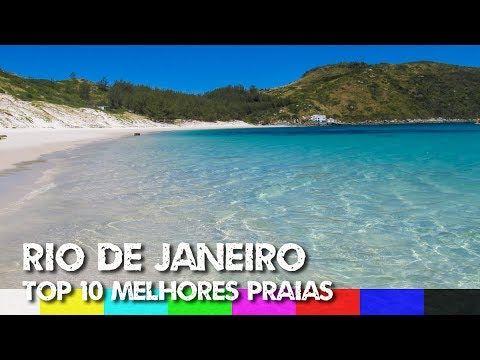 (461) Top 10: Melhores Praias do Rio de Janeiro - YouTube
