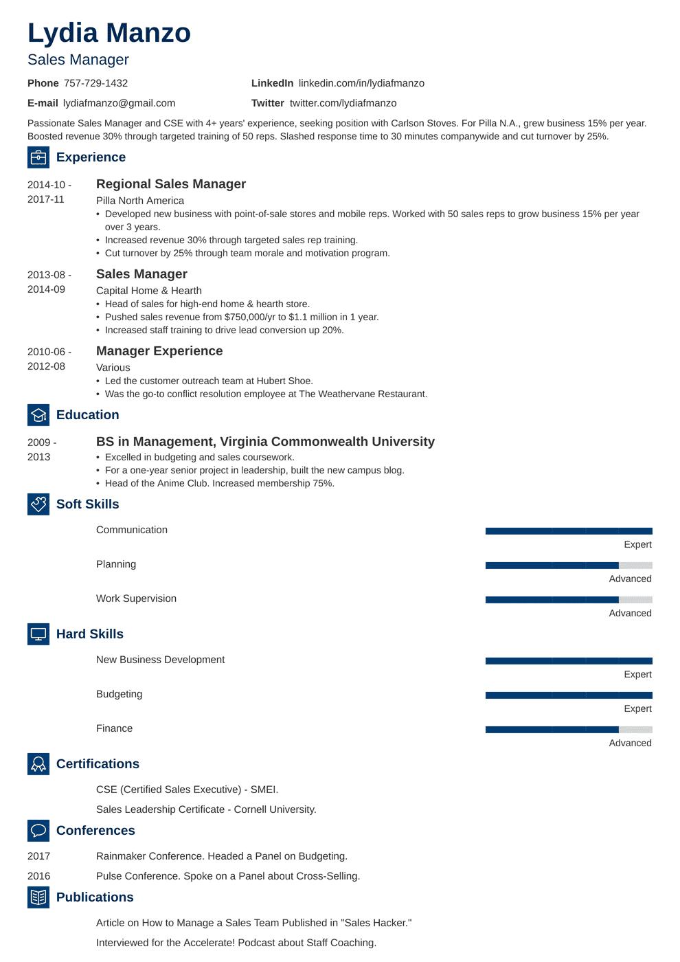 Manager Resume Template Newcast Job Resume Examples Resume Examples Resume Template