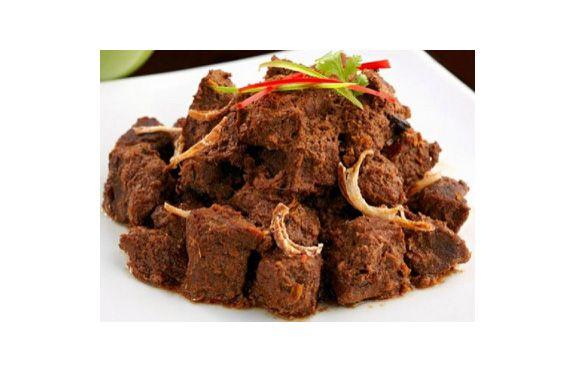 Resep Membuat Rendang Daging Kering Spesial Rendang Merupakan Makanan Khas Padang Yang Sudah Mendunia Rendang Pun Bi Resep Makanan Dan Minuman Resep Makanan
