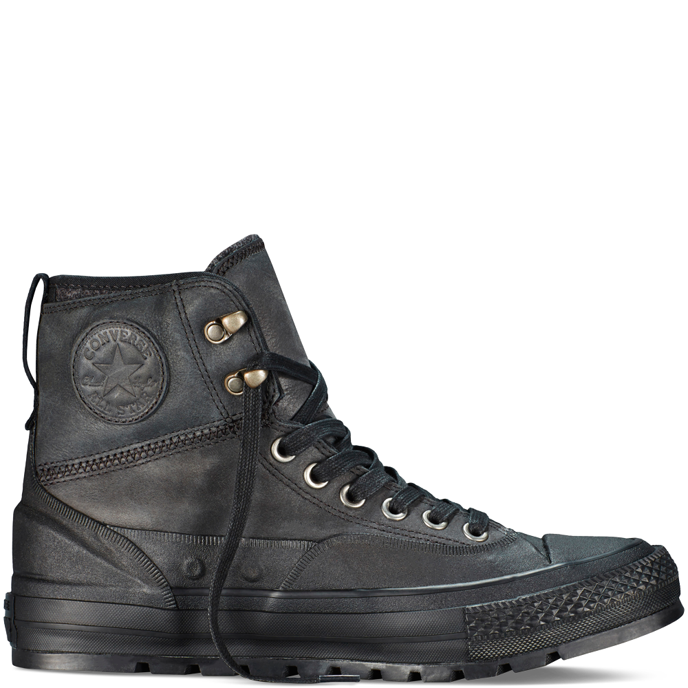 Chuck Taylor All Star Tekoa Boot Black black (for snow