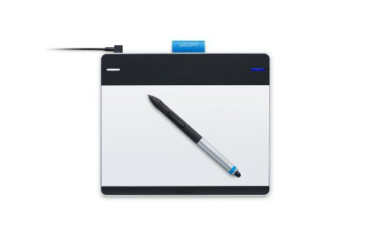 Amazon Com Wacom Intuos Pen And Touch Small Tablet Computers