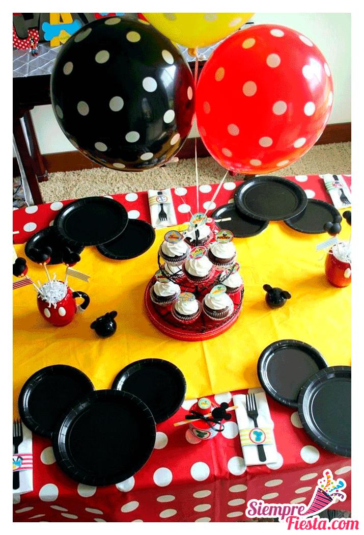 Ideas para fiesta de cumplea os de mickey mouse encuentra - Cosas para fiestas de cumpleanos ...