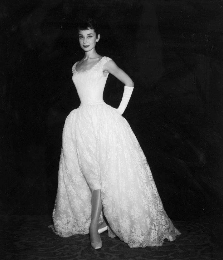 Vintage Wedding Dresses Philadelphia: Audrey Hepburn, Audrey