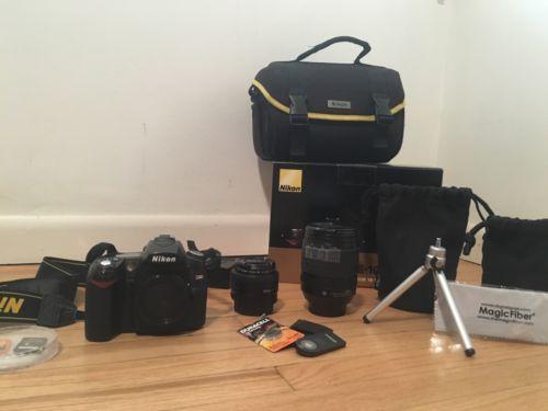 d919c1d1b3 Nikon D90 Camera Bundle (2 lens bag original box MORE)! https